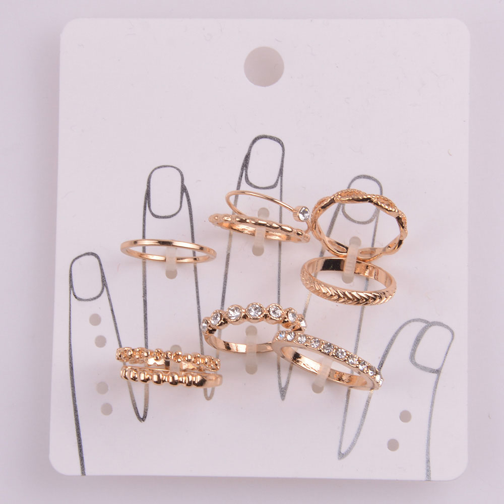 709312 Lady Ring Set