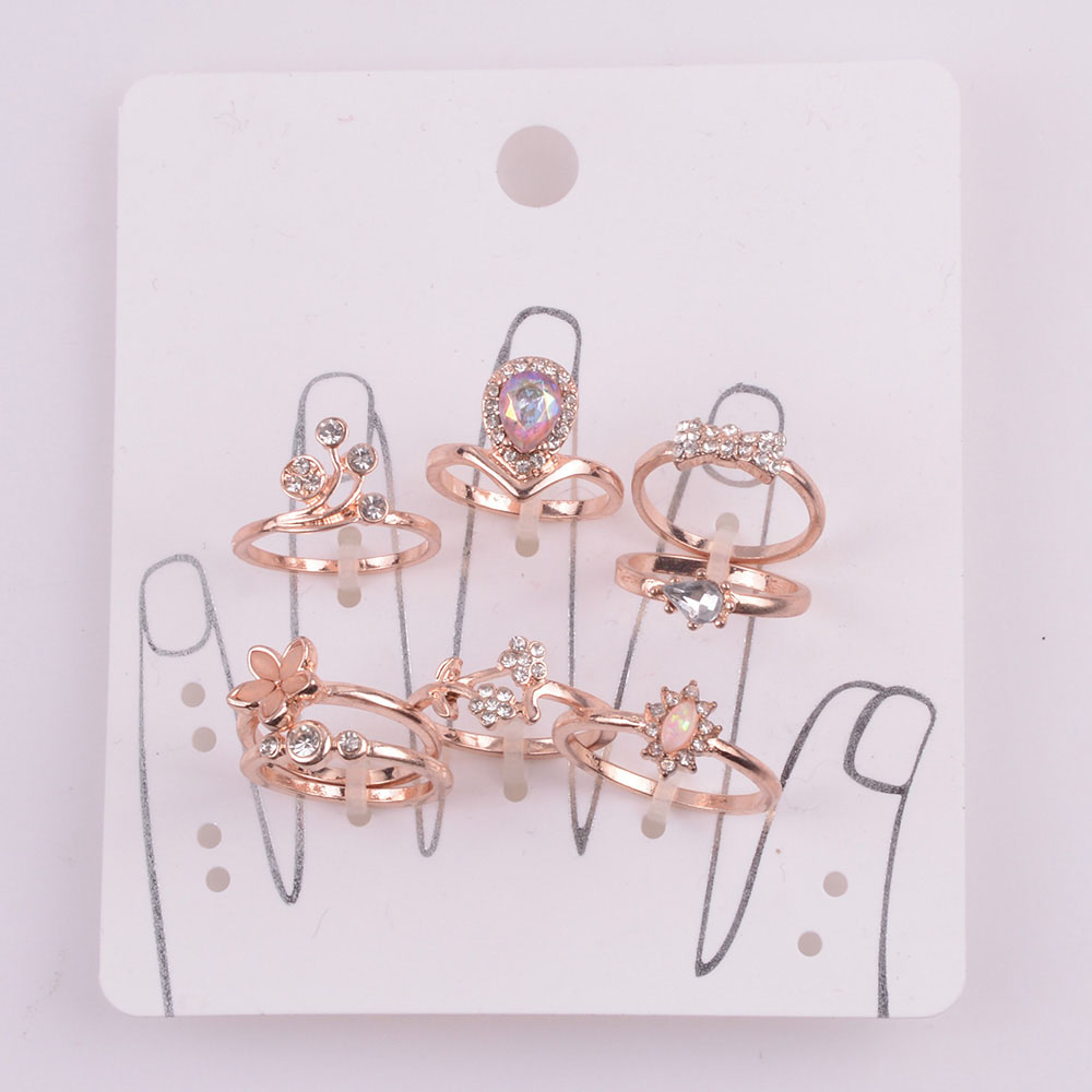 709315 Lady Ring Set