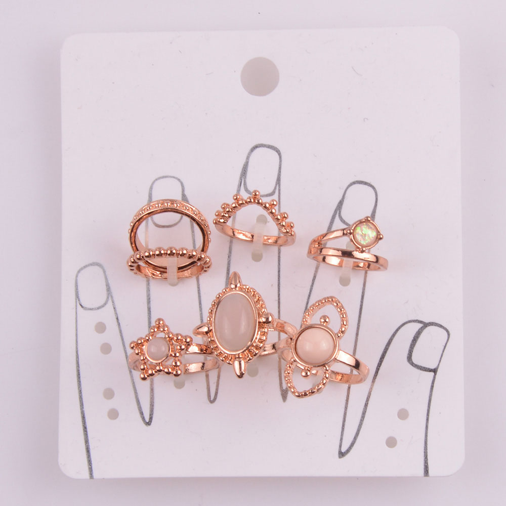 709320 Lady Ring Set