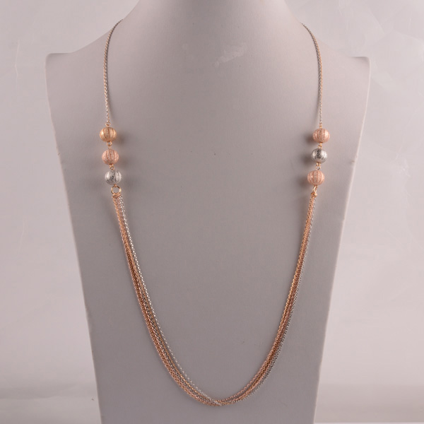 907449 Lady Long Necklace