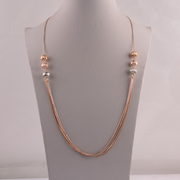 907450 Lady Long Necklace
