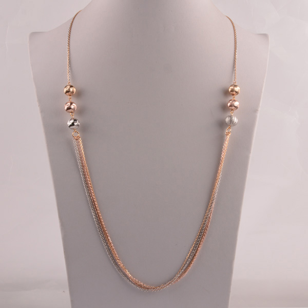 907452 Lady Long Necklace