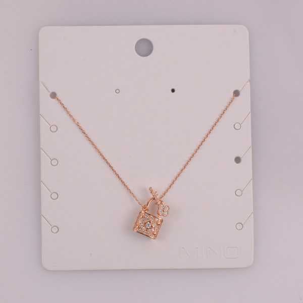 907479 Kid Epoxy Necklace