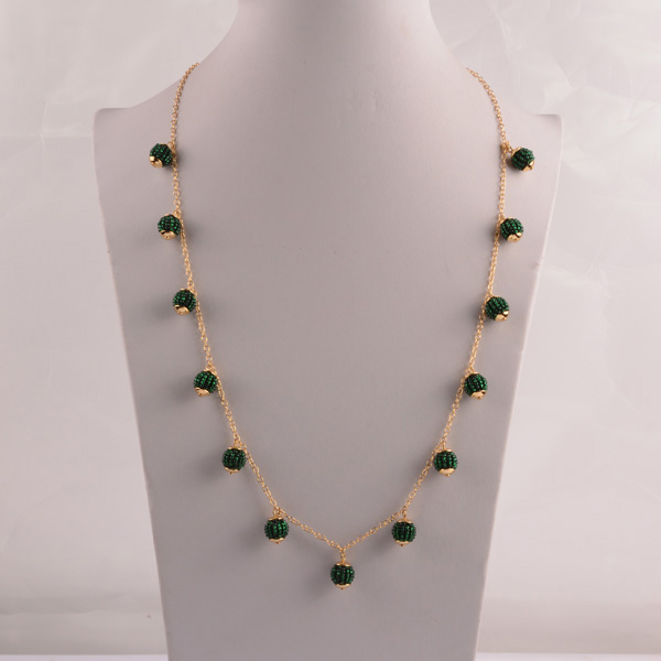 907499 Lady Long Necklace