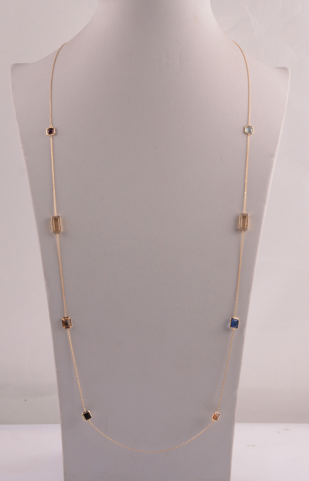907523 Lady Long Necklace