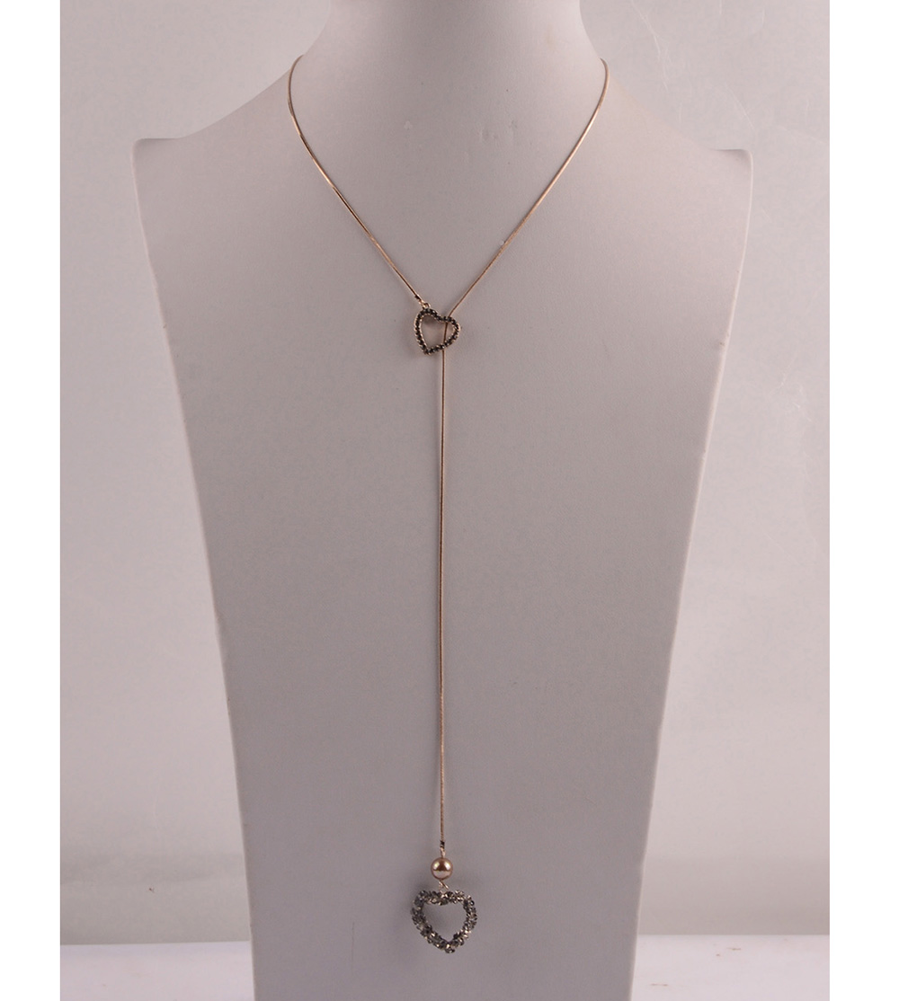 907527 Lady Long Necklace