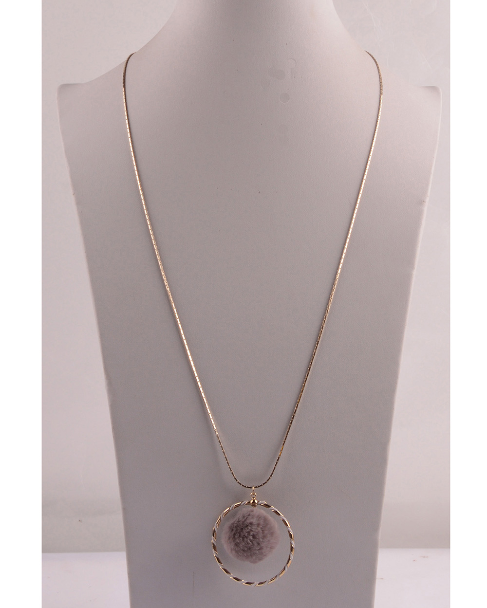 907533 Lady Long Necklace