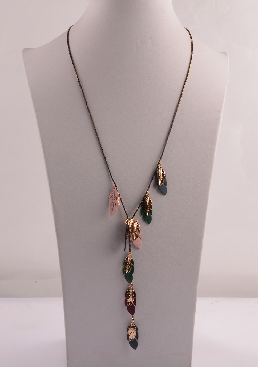 907536 Lady Long Necklace