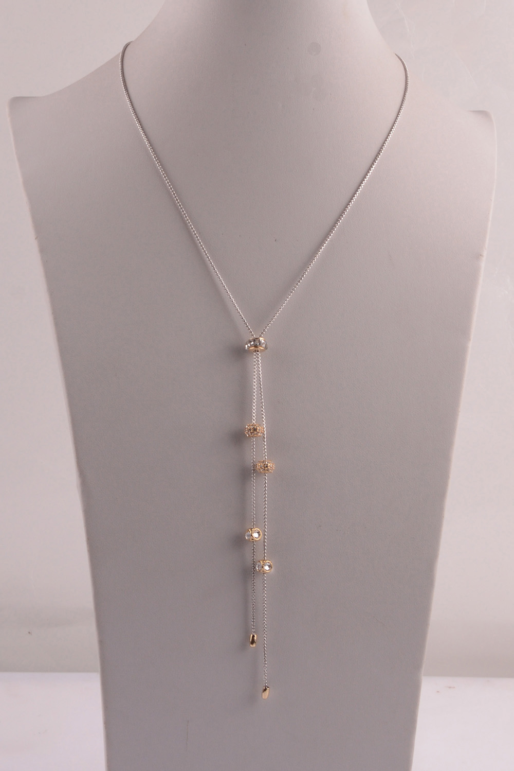 907537 Lady Long Necklace