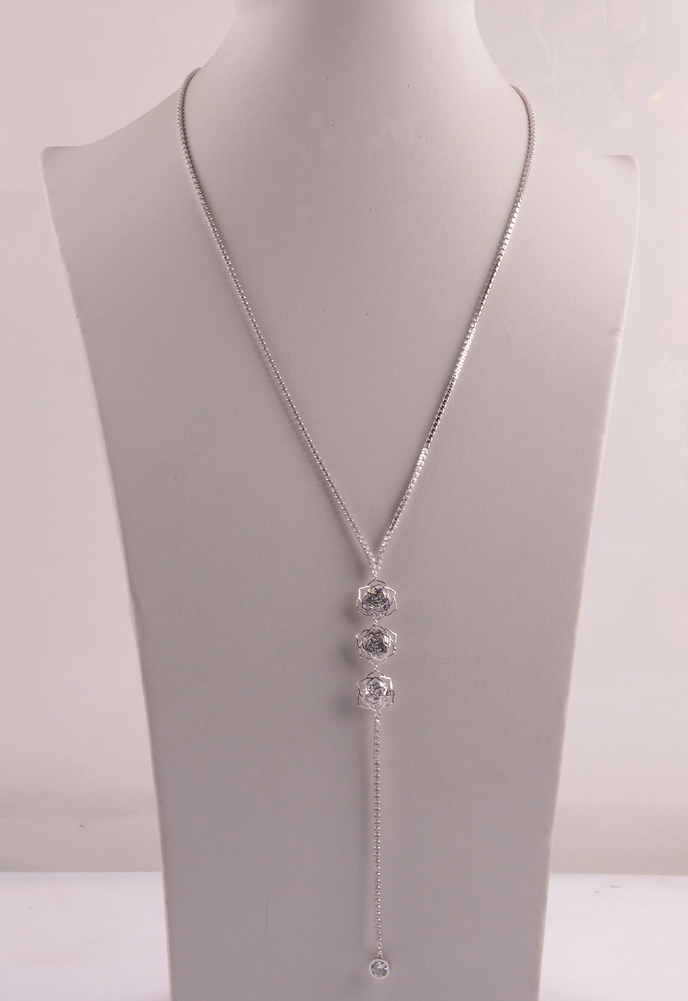 907538 Lady Long Necklace