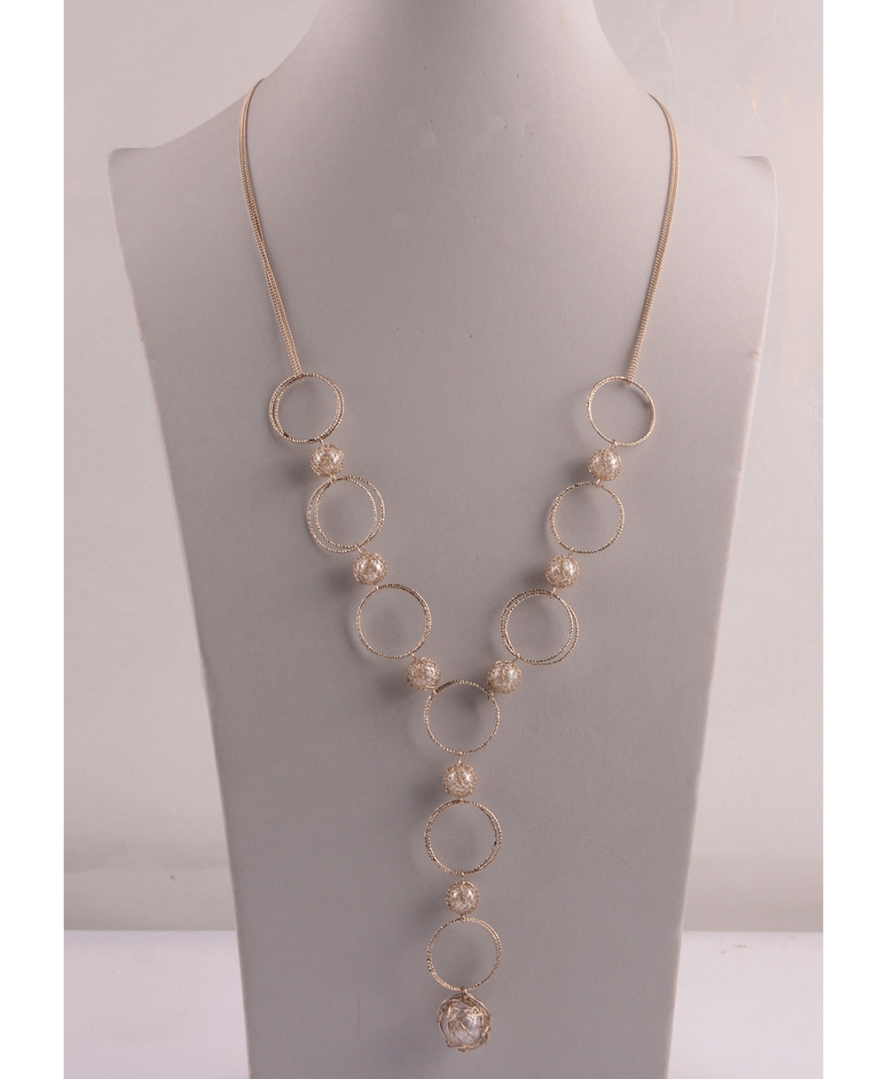 907539 Lady Long Necklace