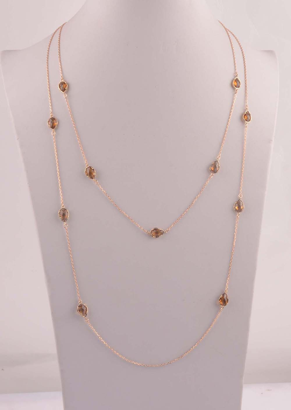 907551 Lady Long Necklace
