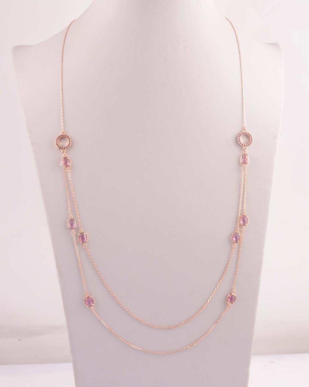 907552 Lady Long Necklace