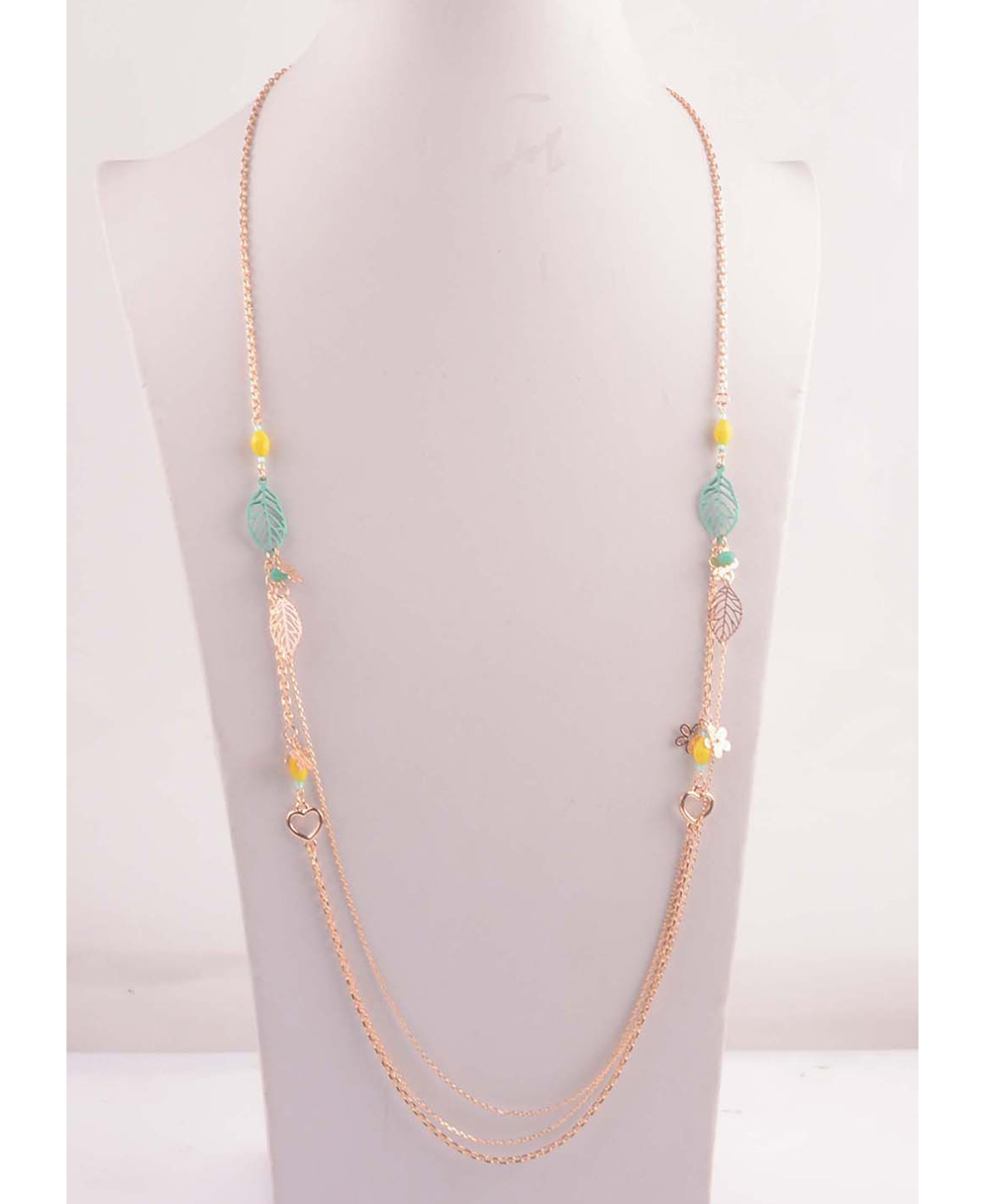 907554 Lady Long Necklace